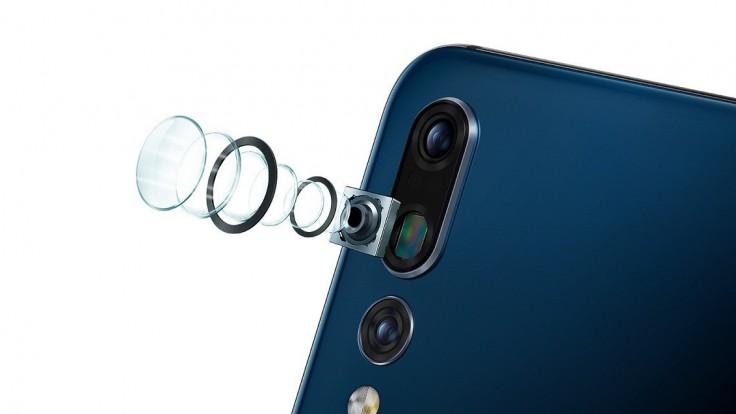 Trojitý fotoaparát v Huawei P20 Pro kraľuje mobilnému foteniu