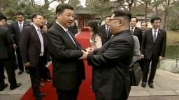 Kim navštívil Peking, potvrdila Čína. Rokoval o denuklearizácii
