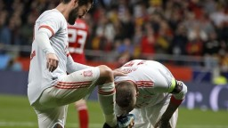 Španieli naložili Argentíne bez Messiho poltucet