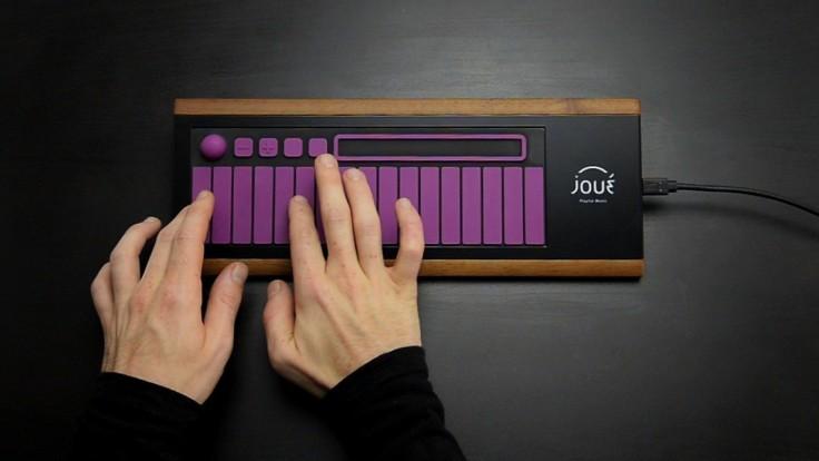 S Joué pridáte tvorbe digitálnej hudby trocha analógovej duše