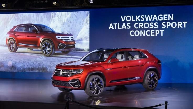 Volkswagen predstavil ďalšie veľké SUV, tentoraz športovo ladené