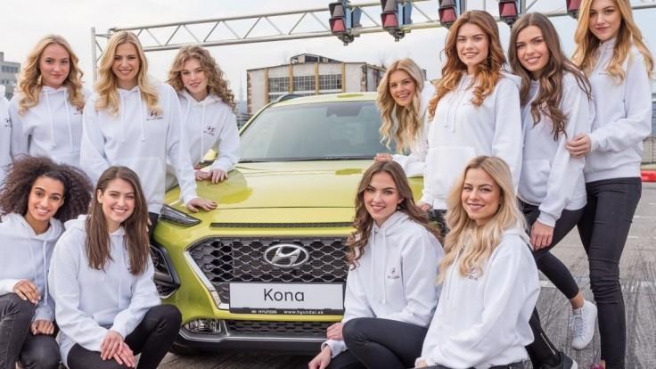 Hyundai vyhlásil súťaž o prvú Miss Drive