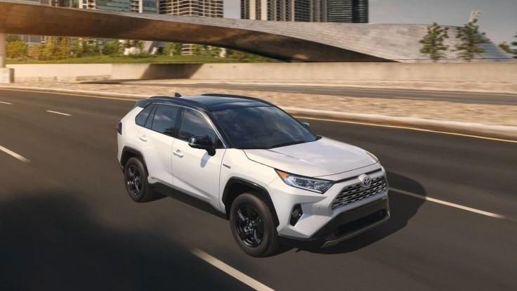 Nová Toyota RAV4 prekvapila výrazným dizajnom