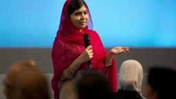Aktivistka Malála je späť v Pakistane, prvýkrát od útoku Talibanca
