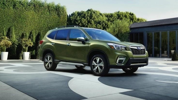 Subaru predstavuje úplne nový Forester. Je priestrannejší