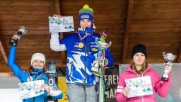 Vlhová a Falát obhájili pozíciu najlepších slovenských slalomárov