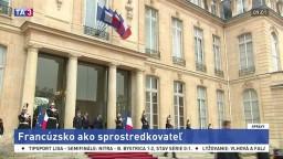 Francúzsko ponúklo podporu pri stabilizácii Sýrie, Ankara to však odmietla