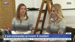 Henrieta Farkašová a Natália Šubrtová o úspechu na paralympiáde