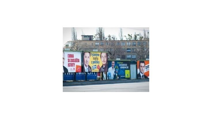 Zmajkovičová chce regulovať zmenou zákona počet bilboardov
