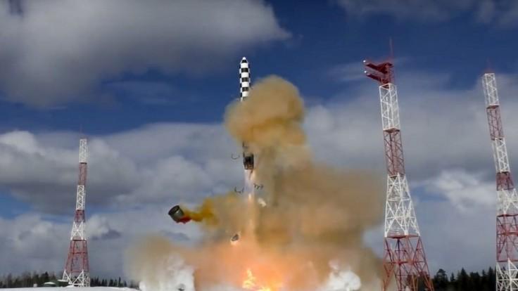Testovali raketu schopnú zasiahnuť ktorékoľvek miesto na Zemi