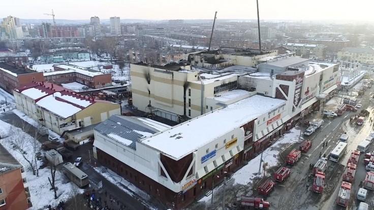 Riaditeľku obchodného centra v Kemerove vzali do väzby
