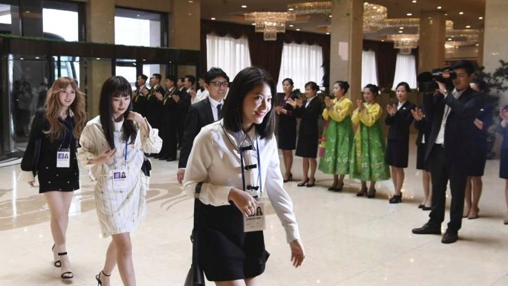 Soul rozbehol rokenrolovú diplomaciu, do KĽDR poslal hudobné hviezdy