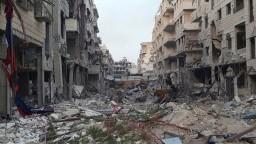 Sýrska armáda ovládla východnú Ghútu, vzbúrencom dali ultimátum