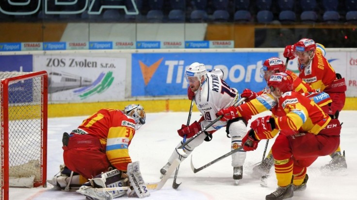Tipsport liga: Trenčianski hokejisti splnili cieľ, Skalica sa otriasla po výprasku
