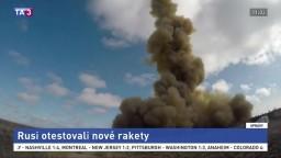 Rusko testovalo nové rakety, majú chrániť pred jadrovým útokom