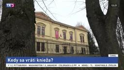Múzeum v Poprade už víta turistov, hrobku kniežaťa však neuvidia