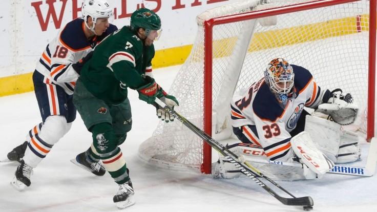 NHL: Sekera nedohral zápas, jeho Edmonton prehral na ľade Minnesoty