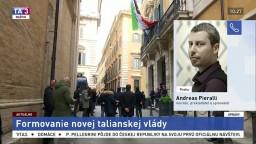 A. Pieralli o formovaní novej talianskej vlády
