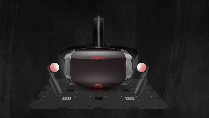 ANTVR Cyclop je virtuálna realita v dvojnásobnom HD rozlíšení