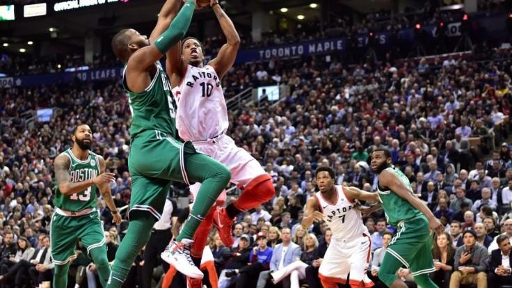 NBA: Raptors zdolali Boston, o postupujúcich do play-off je rozhodnuté