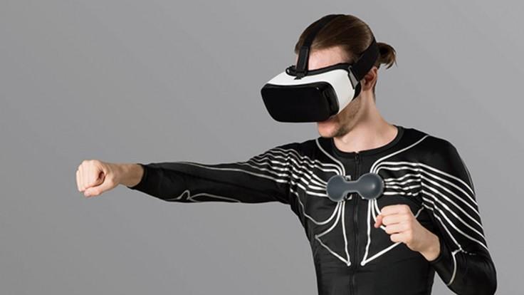 Odevy E-Skin fungujú ako VR ovládač či monitor zdravia a športových výkonov