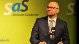 SaS predstavila reformu štátnej správy, sľubuje úžasnú krajinu