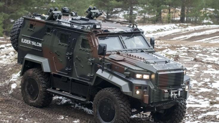 Nové vozidlo pre našu armádu testovali v extrémnych podmienkach