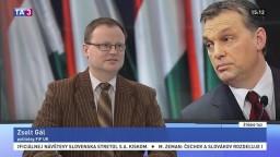 ŠTÚDIO TA3: Z. Gál o parlamentných voľbách v Maďarsku