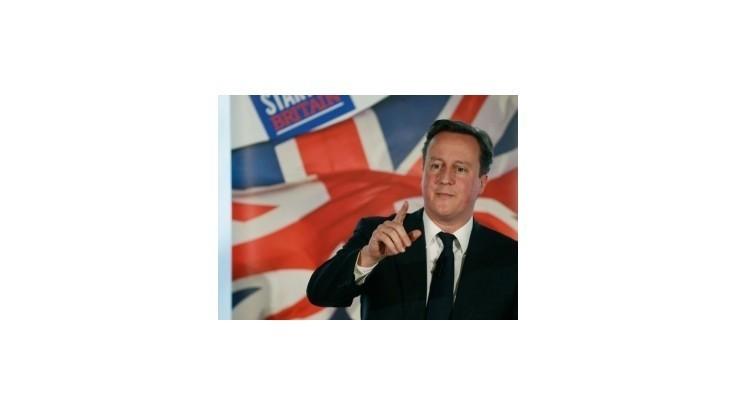 Eurozóna potrebuje jednu vládu, tvrdí britský premiér