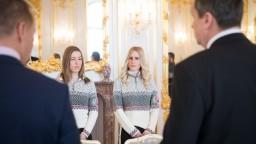 Predseda národnej rady prijal našich paraolympionikov na hrade