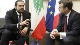 Francúzsko poskytne Libanonu na reformy stovky miliónov eur