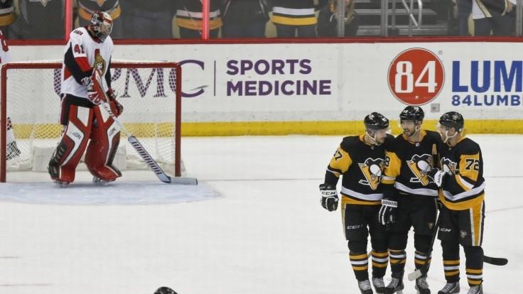 NHL: Pittsburgh mal výhodu domáceho ľadu, v zostave hostí chýbal Jurčo