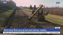 Pri Dunaji spevnili hrádzu, plánujú výstavbu cyklotrasy