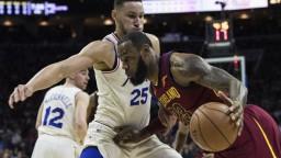 NBA: LeBron opäť žiaril, prekonal hranicu 31-tisíc bodov