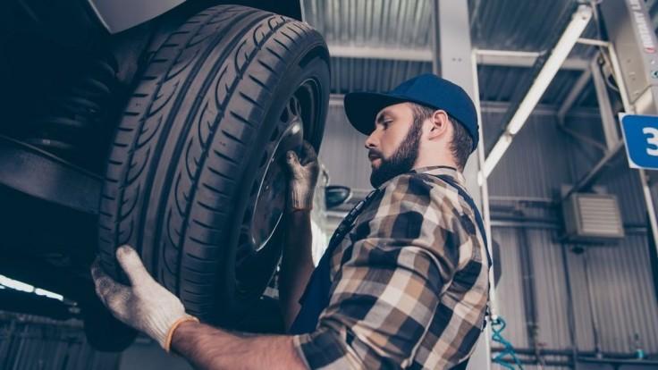 Ojazdených pneumatík sa zbavíte jednoducho a zadarmo