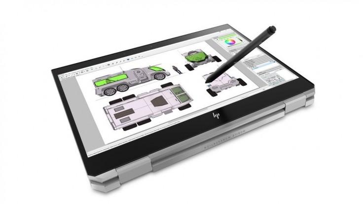 Konvertibilné notebooky Studio x360 chcú zaujať kreatívnych profesionálov