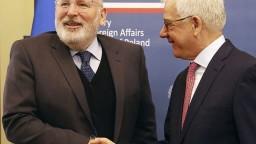 Európska komisia a Poľsko obnovili dialóg, dohodu však zatiaľ nedosiahli