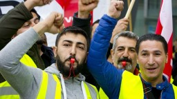 Štrajk v Nemecku obmedzuje letiská, zrušili stovky letov