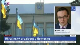 M. Lenč o stretnutí Merkelovej s Porošenkom