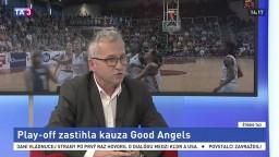 ŠTÚDIO TA3: Ľ. Ryšavý o konci Good Angels Košice