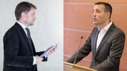 Drucker prijal Matovičovu ponuku, predá mu sporné pozemky