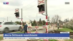 Polícia upozorňuje na bezpečnosť na železnici novou akciou