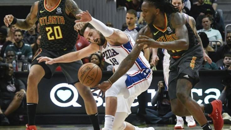 NBA: Philadelphia vyhrala v Atlante, Utah zničil Golden State