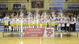 Anjelky získali ďalší majstrovský titul, Žirková sa rozlúčila víťazne