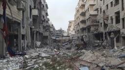 Armáda je pripravená dať Trumpovi možnosti zásahu proti Sýrii