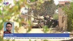 Politológ J. Lenč o konflikte v Sýrii
