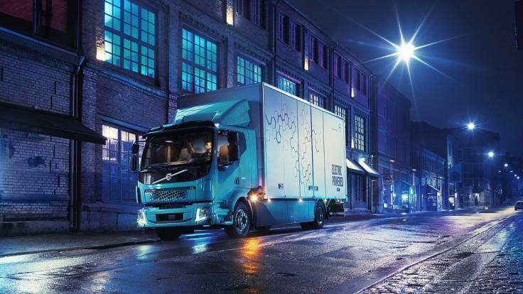 Volvo predstavilo svoj prvý plne elektrický nákladný automobil