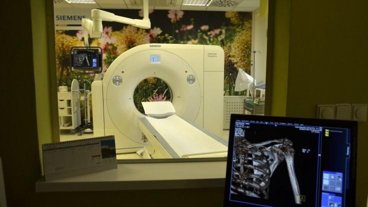 Nemocnice majú nové CT prístroje, MZ hovorí o výraznej úspore
