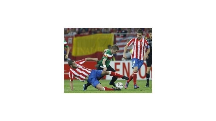 EL UEFA: Vo finále triumf Atlética Madrid, dva góly dal Falcao