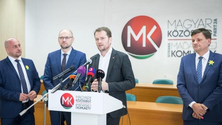 Stretli sa lídri opozície. Budú v budúcej vláde SaS, OĽaNO, KDH a SMK?